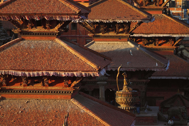 2009 尼泊尔 老潘